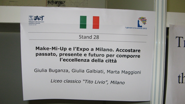 Make-MI-UP e l'Expo a milano